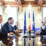 Rolul important al României în cadrul Brexit, discutat de Klaus Iohannis cu negociatorul-șef al Comisiei Europene