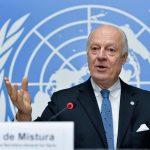 ONU va organiza în septembrie o reuniune cu Rusia, Iran și Turcia privind formarea unui comitet însărcinat cu dotarea Siriei cu o nouă Constituție
