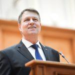 Președintele Klaus Iohannis dorește să se adreseze Parlamentului României pe 9 mai