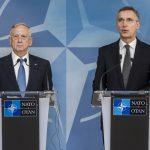 Ministeriala NATO: SUA cer aliaților europeni să își respecte promisiunile pentru apărare după ce Pentagonul a anunțat că va aloca 6.5 miliarde de dolari în 2019 pentru securitatea Europei