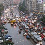 Studiu: Bucureștiul, cel mai aglomerat oraș european și al cincilea din lume. Bucureștenii petrec 218 ore în plus pe an în trafic