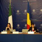 """VIDEO Ministerul Afacerilor Externe organizează conferința """"O UNIUNE TOT MAI STRÂNSĂ – Moștenirea Tratatelor de la Roma pentru Europa de astăzi"""""""