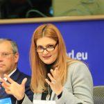 VIDEO Eurodeputatul Ramona Mănescu (PPE) solicită Băncii Europene de Investiții să sprijine IMM-urile: Acestea reprezintă coloana vertebrală a economiei europene