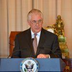 Rex Tillerson încearcă detensionarea relației cu Phenianul: SUA nu sunt inamicul Coreei de Nord