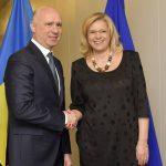 Comisarul european Corina Crețu, după întâlnirea cu premierul Pavel Filip: Ritmul implementării reformelor asumate de Chișinău, un barometru al relației UE-Republica Moldova