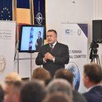 """Evenimentul """"Preşedintele României în dialog cu mediul de afaceri"""". Mihai Daraban, președintele CCIR: În sistemul de stat este o lipsă de eficiență. Există riscul ca sistemul privat să nu mai poată susține administrația publică"""