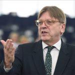 """Guy Verhofstadt se alătură lui Emmanuel Macron privind o """"nouă metodă"""" de reconstrucție a Europei bazată pe """"convenții cetățenești"""""""