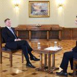 EXCLUSIV INTERVIU Președintele Klaus Iohannis: Singura țară care realmente se opune aderării la spațiul Schengen este chiar România