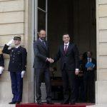 VIDEO. Sorin Grindeanu, vizită la Paris: Prim-ministrul francez va efectua, în viitorul apropiat, o vizită în România pentru a consolida relaţiile româno-franceze