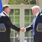 Președintele Klaus Iohannis, întâlnire cu Donald Trump la New York în marja celei de-a 72-a reuniuni a Adunării Generale a ONU