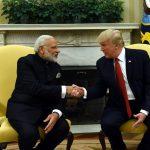 Întrevedere a premierului indian cu președintele Donald Trump. India și SUA au semnat contracte în valoare de 32 de miliarde de dolari