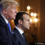 """Convorbire telefonică între Donald Trump, Angela Merkel și Emmanuel Macron. Situația din Siria și """"armele invincibile"""" anunțate de Vladimir Putin, subiectele discuției"""