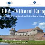 """VIDEO """"Agora – Viitorul Europei"""": Cetățenii români au dezbătut, la Cetatea Făgărașului, cele cinci scenarii din Cartea Albă a Comisiei Europene și au votat privind viitorul României în UE"""