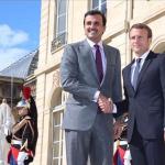 """Lupta împotriva terorismului, liant între Franța și Qatar. Liderii de la Paris și Doha """"vor să implementeze mecanisme"""" comune de combatere a finanțării terorismului"""