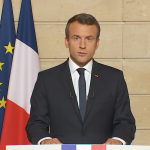 Discurs-cheie al lui Emmanuel Macron privind reconstrucția Europei. Liderul francez își prezintă marți proiectele pentru UE și zona euro, pe fondul victoriei fragile a Angelei Merkel