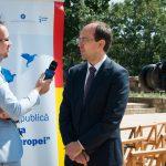 """INTERVIU Vincent Lambotte (Reprezentanța Comisiei Europene în România): În cadrul dezbaterii """"Agora – Viitorul Europei"""" de la Piatra Neamț cetățenii români au confirmat că își doresc o Europă mai prezentă în viața lor"""