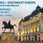 Cea mai mare misiune comercială SUA vine începând de luni în România: Trade Winds va fi cel mai amplu eveniment de acest fel din istoria regiunii