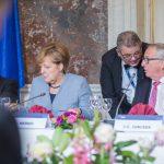 """Cea mai mare familie politică europeană salută realegerea """"liderului vizionar"""" în Germania: """"Angela Merkel este o mână fermă în vremuri nesigure"""""""