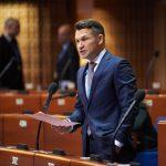 Liberalul Ionuţ Stroe, noul Președinte al Comisiei pentru Afaceri Sociale, Sănătate și Dezvoltare Durabilă din cadrul Adunării Parlamentare a Consiliului Europei