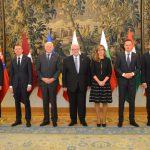 """DOCUMENT Declarație comună a miniștrilor de externe din țările formatului """"București 9"""": România și celelalte țări din regiune solicită ca apărarea europeană să se dezvolte în coordonare cu NATO"""