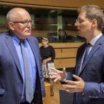 Consiliul Afaceri Generale s-a reunit astăzi în Luxembourg. Ministrul Victor Negrescu: Am discutat cu ceilalalți miniștri despre viitorul agendei digitale, PESCO, discursul urii și Brexit