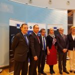 VIDEO Eurodeputatul Marian-Jean Marinescu (PNL, PPE), gazdă și inițiator al unui proiect care își propune transformarea Uniunii Europene într-o putere spațială