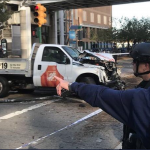 UPDATE.  Atac terorist la New York după ce un vehicul a intrat în mulțime. 8 persoane au decedat și alte 11 au fost rănite
