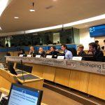"""LIVE VIDEO ora 12:15. Conferința EuroPCom, cel mai important eveniment de comunicare din Uniunea Europeană. Panelul """"Revizuirea comunicării instituționale a UE"""""""