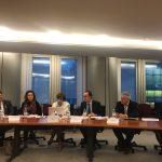 Eurodeputatul Cristian Bușoi (PNL, PPE) a găzduit un eveniment la Parlamentul European privind tratarea insuficienței cardiace, organizat de Asociația S.O.S. Drepturile Pacienților