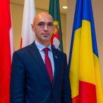 Europarlamentarul Răzvan Popa (PSD, S&D), organizatorul unei serii de conferințe destinate fondurilor europene alocate IMM-urilor, desfășurate în Parlamentul European