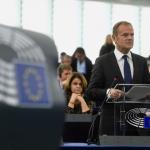 Donald Tusk, mesaj pentru Marea Britanie: Inimile noaste sunt încă deschise pentru voi dacă Londra se răzgândește în privința ieșirii din UE