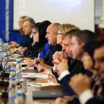 Cu ocazia lansării oficiale a președinției bulgare a Consiliului UE, premierul Boiko Borisov și-a exprimat dorința de a juca rol de mediator în dosarul polonez