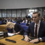 Aflat la CEDO, opozantul rus Aleksei Navalnîi acuză Rusia de persecuție politică