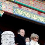 Succes economic al lui Emmanuel Macron în China. Beijingul a comandat 184 de avioane Airbus  A320 în ultima zi a vizitei președintelui francez