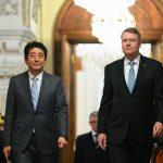 Japonia promite sprijin în construirea metroului până la Aeroportul Otopeni. Premierul Shinzo Abe: Consolidarea infrastructurii este cea mai importantă pentru economia României