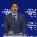 Forumul Economic de la Davos: Premierul Canadei Justin Trudeau anunță un nou acord pentru Parteneriatul Trans-Pacific după retragerea Statelor Unite