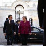 Angela Merkel va merge în Franța, după ce va fi învestită în funcție, pentru a discuta cu Emmanuel Macron despre planul de reformare a zonei euro