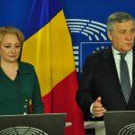 Corespondență. Premierul Viorica Dăncilă a acceptat invitația președintelui Parlamentului European de a participa la o dezbatere despre viitorul Europei chiar în plenul legislativului