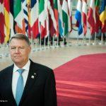 Finalul Consiliului European din 28-29 iunie. Președintele Klaus Iohannis subliniază importanța relației transatlantice