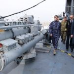 Forțele Navale Române vor fi dotate cu trei submarine și patru corvete. Ministrul Mihai Fifor: România va deveni actor cheie la Marea Neagră