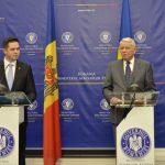 La prima vizită a noului ministru de Externe moldovean la București, România asigură că relația cu Republica Moldova este una prioritară în anul centenarului