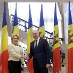 Premierul Republicii Moldova: Transgaz România a câștigat licitația de privatizare a Vestmoldtransgaz