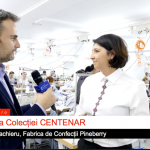 """INTERVIU. Modernizată cu bani europeni, fabrica românească de confecții Pineberry lansează colecția """"Centenar"""""""