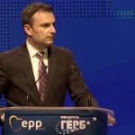 Dan Cărbunaru, directorul Calea Europeană, discurs în cadrul evenimentului PPE din Sofia de lansare a angajamentului privind alegerile europene din 2019: Tinerii trebuie să se implice în conturarea viitorului Europei