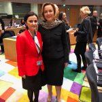 Ministrul Afacerilor Interne, Carmen Dan, a participat la reuniunea Consiliului UE din Bruxelles
