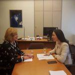 Eurodeputatul Claudia Țapardel (PSD, S&D) pune pe agenda Comisiei Europene prioritățile României cu privire la sectorul transporturilor și cel al dezvoltării regionale