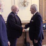 Președintele Senatului Călin Popescu-Tăriceanu se întâlneşte astăzi la Bruxelles cu Frans Timmermans