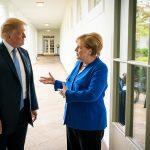 Donald Trump nu micșorează presiunea asupra Angelei Merkel privind cheltuielile pentru apărare:NATO este fantastică, dar ajută mai mult Europa decât SUA