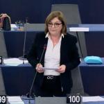 Adina Vălean, eurodeputat PNL, PPE, îl felicită pe Emmanuel Macron pentru decizia de a crește contribuția Franței la bugetul UE