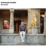 """Ambasada Suediei la București prezintă expoziția foto """"Portraits of migration – o perspectivă diferită a migrației și a poveștilor refugiaților"""", 24 aprilie – 6 mai"""